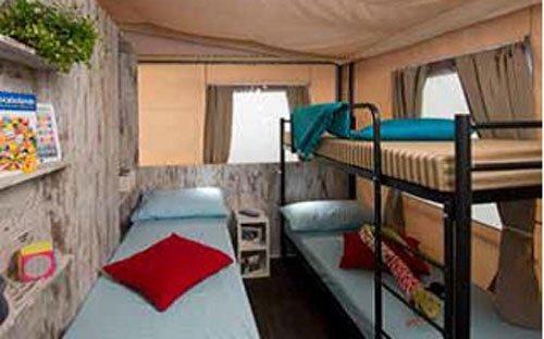 Gusto Lodge - kinderslaapkamer