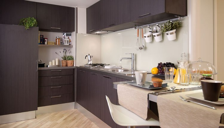 Lounge Deluxe - keuken
