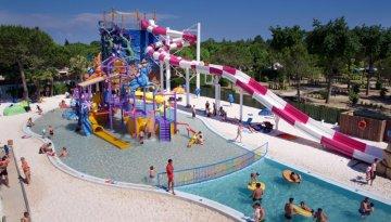 Union Lido - zwembad waterglijbanen