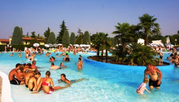 Camping Bella Italia - waterpark, kinderbad