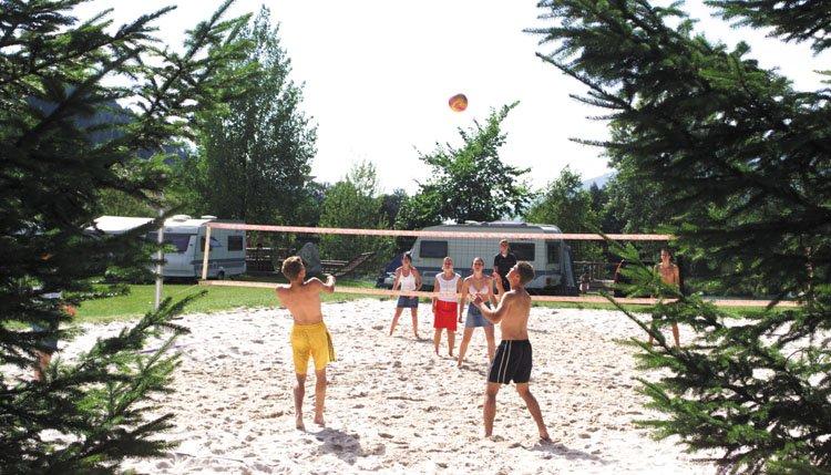 Camping Woferlgut - Beachvolleybal