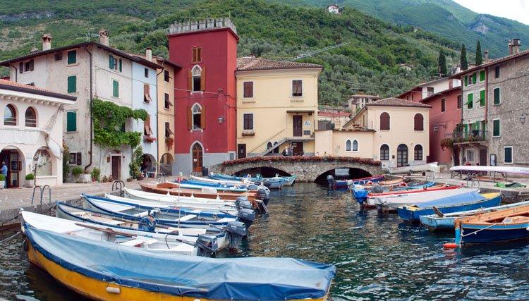 Italie - Gardameer - haven