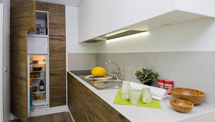 Lounge Deluxe XL - keuken