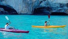 Sardinië - kanoën