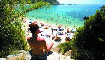 Toscane - strand