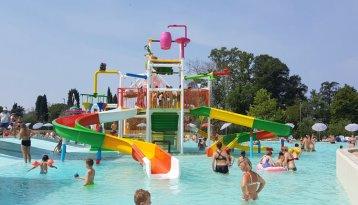 Camping Cisano San Vito - nieuw zwembad