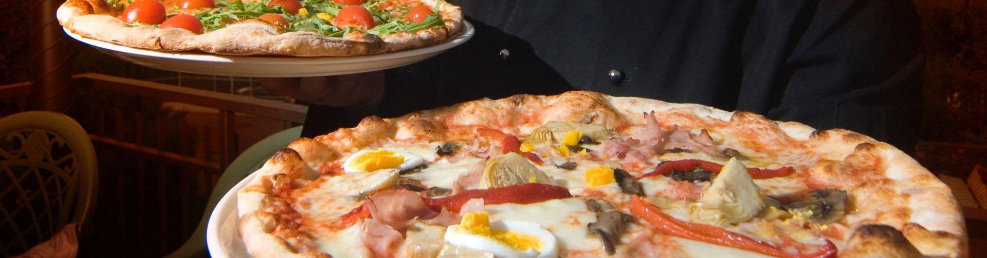 Jullie kunnen weer van een échte pizza gaan genieten!