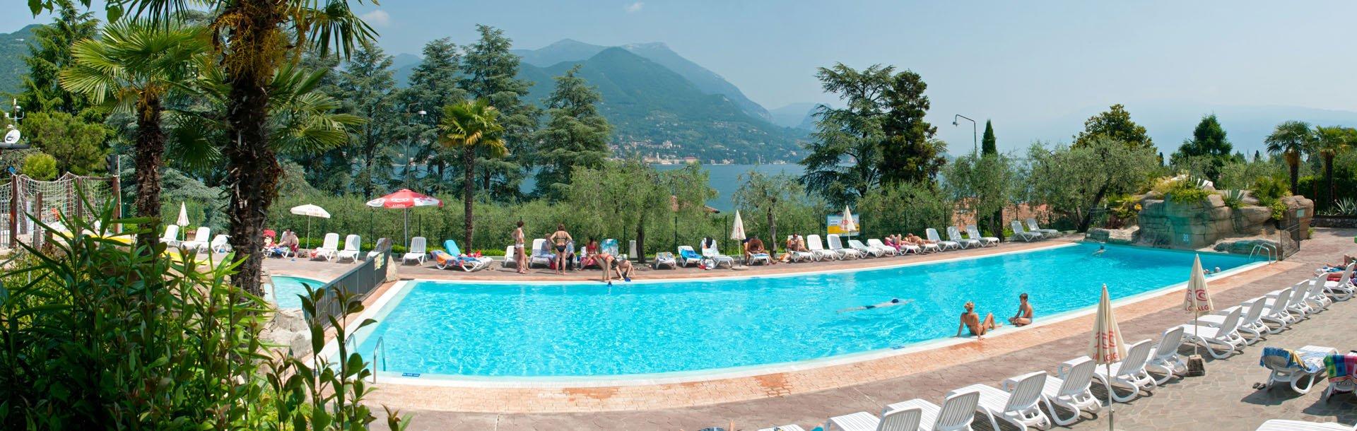 Camping Eden, Gardalake, Italy