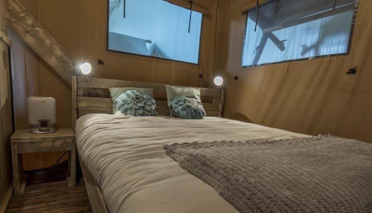 Slaapkamer Luxury Lodge