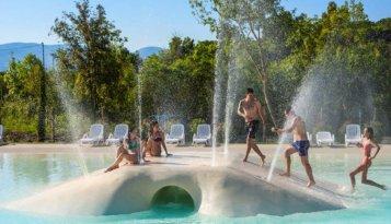 Camping Etruria - nieuw zwembad