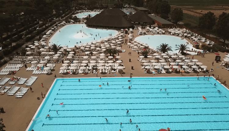 Zwembad - Park Albatros 1