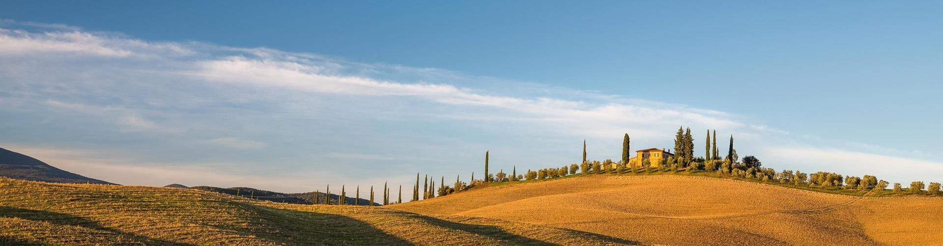 Banner - Toscane